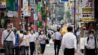 일본 코로나 급속 재확산…누적 2만명 넘어 / 연합뉴스TV (YonhapnewsTV)
