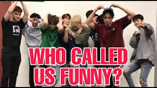 Exo is NOT funny! Here's proof!