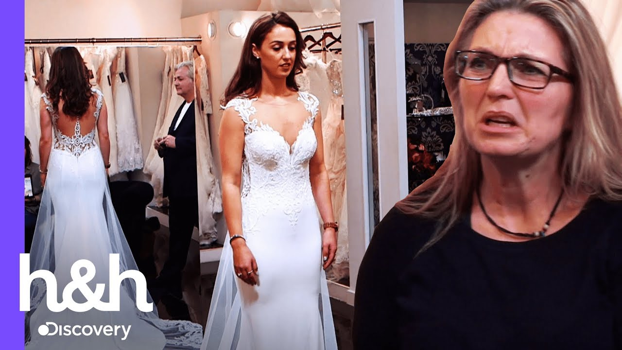 El vestido deja las piernas de la novia muy gordas! | Vestido de ...