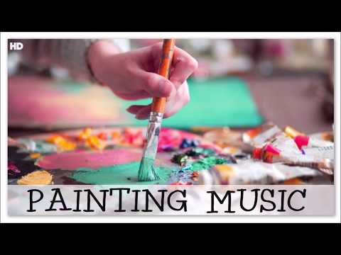 Painting Music | Peaceful Calm Piano Melodies | Classical Instrumental Music