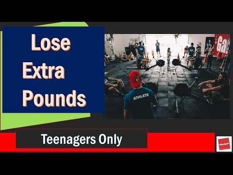 How to Lose Weight Fast for Teenage Guys Without Exercise