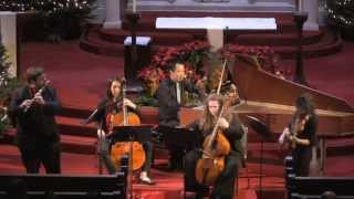 Georg Philipp Teleman Quartet No 3 in G major, TWV 43:G4 Thumbnail