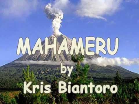 MAHAMERU - KRIS BIANTORO