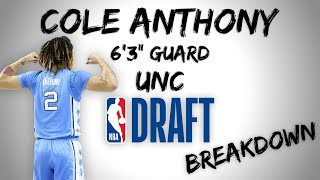 Cole Anthony Draft Scouting Video | 2020 NBA Draft Breakdowns