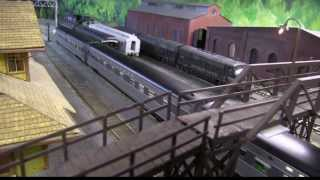 Shasta Division Trains