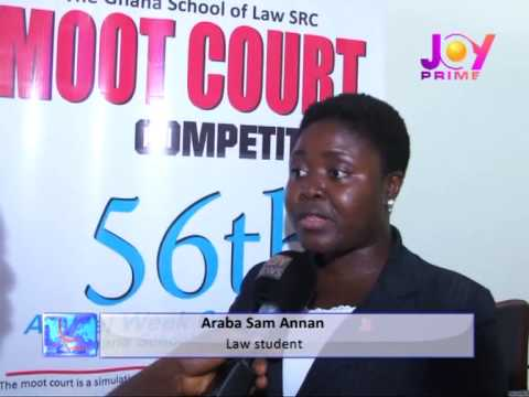 LAW SHOOL MOOT COURT SESSION-GHANA