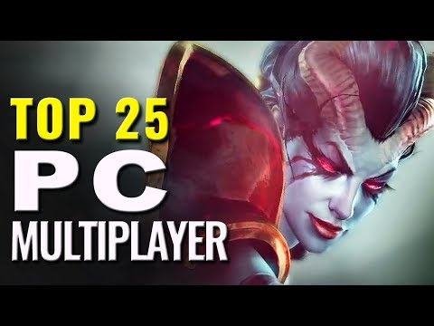 Top 25 Best PC Multiplayer Games