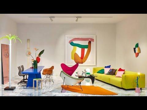 Vitra. Итальянская мебель, столы, стулья, аксессуары. ISaloni 2019