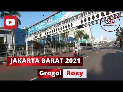 JAKARTA BARAT 2021 | Grogol ke Roxy