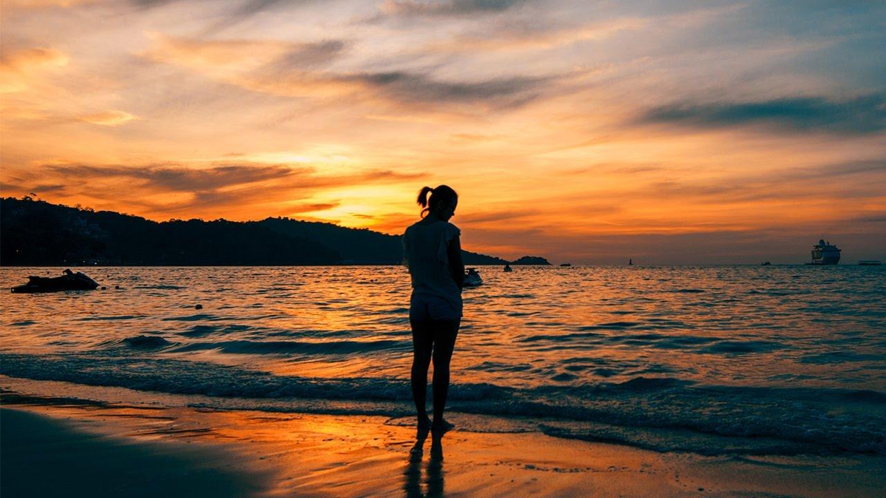 Tutorial Lightroom Edit Foto Sunset Di Pantai Youtube