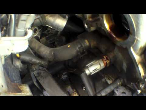 Leaky heater core hose Replacement Honda Accord √ Fix it Angel