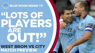 Video Gol Pertandingan Manchester City vs West Bromwich Albion