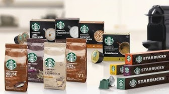 How Nestlé is teaming up with Starbucks