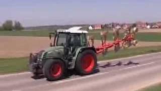 Ciągniki, traktory rolnicze FENDT, traktor, ciągnik 307 C, 307 Ci, 308 C, 308 Ci, 309 C, 309 Ci,