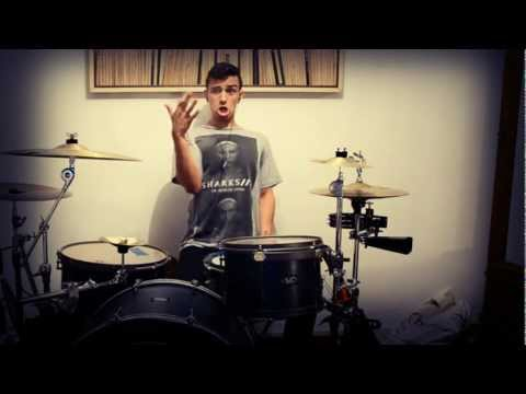 Crown The Empire - Payphone Drum Cover by Noam Debel
