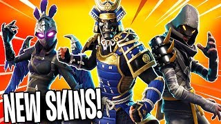 New Skins Coming In Fortnite Battle Royale!