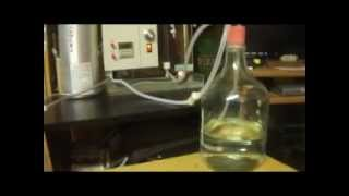 ozone water how to make it