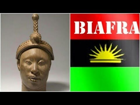 Download Yorubas and the Biafran issue