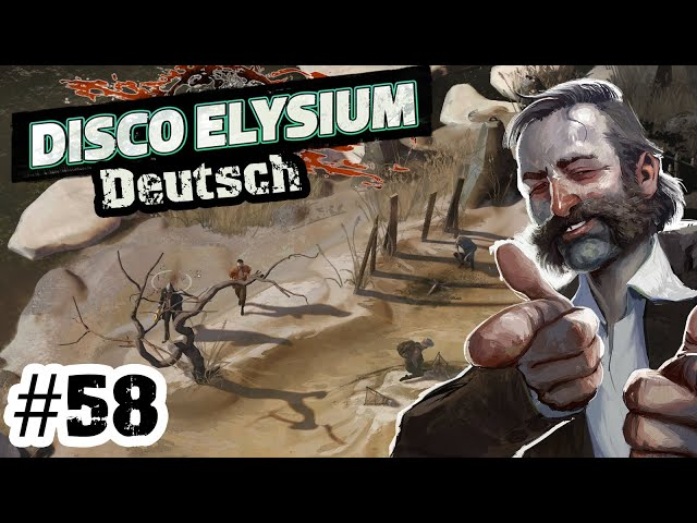 #58 | Disco Elysium | deutsch | Let's Play | 2k | 16:9 | dubbed | german | Final Cut
