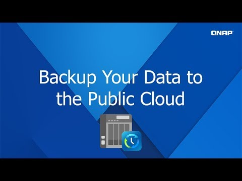 QNP 333 - Backup Your Data To The Public Cloud