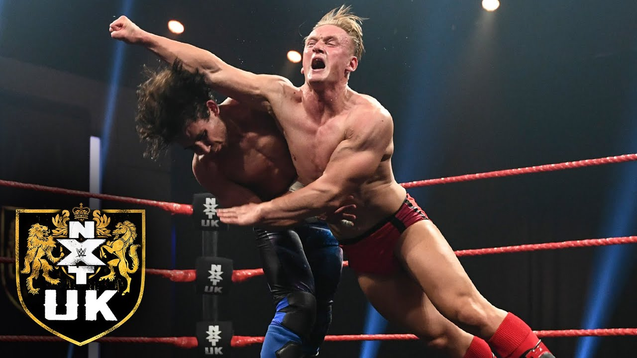 Dragunov, Gallus in action and more: NXT UK highlights, Sept. 17, 2020