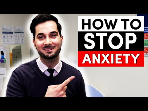 Anxiety Attack Symptoms Meaning Treatment Stop Control Information