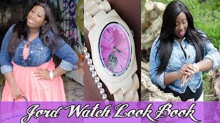 Jord Watch Review Lookbook + GIVE-AWAY!