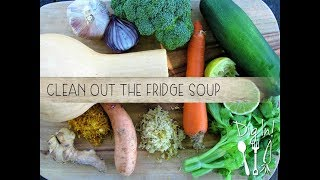 Clean Out the Fridge Soup & Avoid Food Waste – The Micro Gardener thumbnail