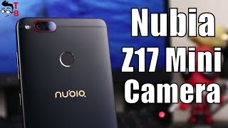 Nubia Z17 Mini Camera Review: Sample Photos and Videos
