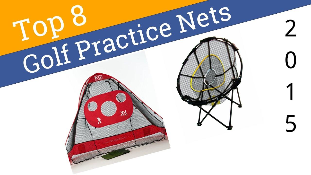 8 best golf practice nets 2015 youtube