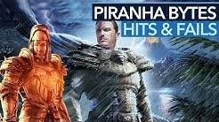Gothic vs. Elex vs. Risen - Ranking der besten Spiele von Piranha Bytes