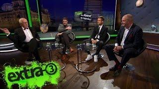 extra 3 Spezial: Der Abend der Legenden vom 16.09.2015