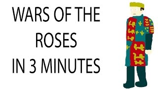 Wars of the Roses | 3 Minute History