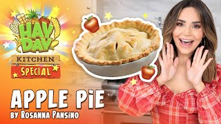 Hay Day Kitchen Special with Rosanna Pansino: Apple Pie! 🍏🥧