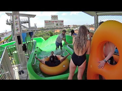 Constrictor Water Slide at Waterbom Bali