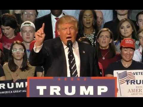 Donald Trump FULL SPEECH at FINAL Rally With Mike Pence