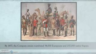 The British East India Company: How a Corporation Took Over An Entire Subcontinent