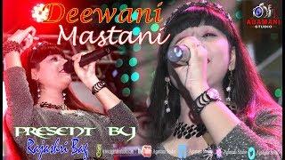 Deewani Mastani Full Video Song | Bajirao Mastani \\  Live Singing Performance By Rajashri Bag