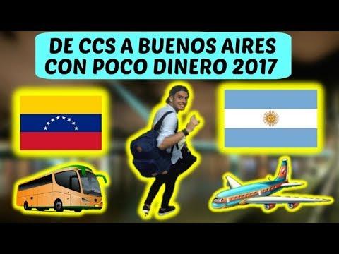 DE CARACAS A BUENOS AIRES POR TIERRA Y AIRE A BAJO COSTO POR BRASIL / PARTE 1
