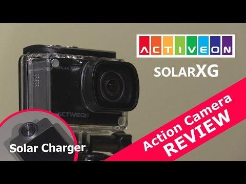 Activeon Solar XG Camera Review