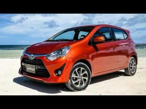 Toyota Wigo 2018 Orange Review Youtube