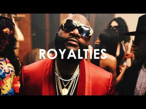Rick Ross Type Beat - Royalties
