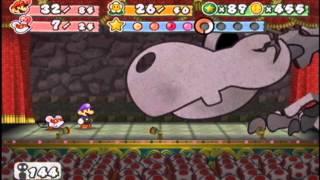 Paper Mario: La Puerta Milenaria - ¡Las 100 Mazmorras! ¡La batalla contra Zombaba!