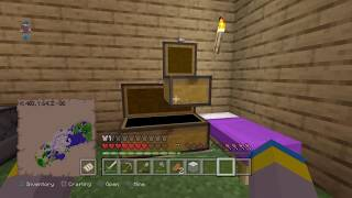 Minecraft Multiplayer Let's Play - 2nd Night (2)