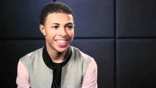 Diggy doing a interview 2011