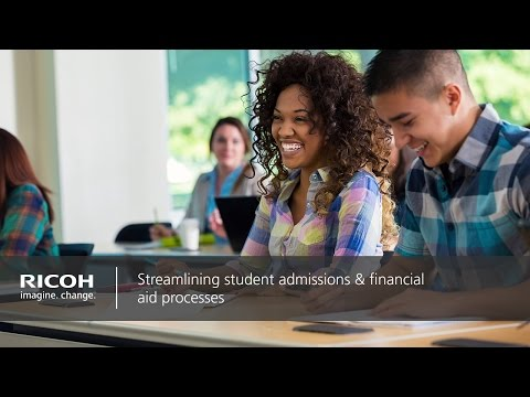 Webinar: Streamlining student admissions & financial aid processes