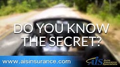 The Secret to Save on Car Insurance