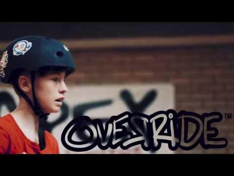 OVERRIDE Skatepark FT: Override Scooter Team