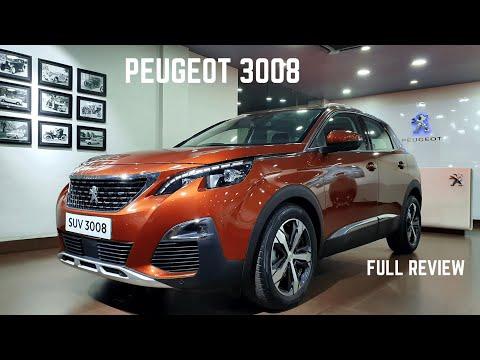 2020 Peugeot 3008 LUXURIOUS SUV India Premium Interiors, Latest Features | 2020 Citroen C5 Aircross