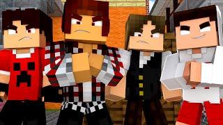 Minecraft: OUTROS REVERSOS !! - Casa Dos Youtubers #16